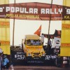 popular rally 1992- rally car- maruti suzuki gypsy- podium- starting line