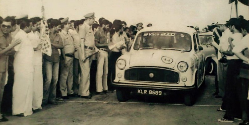 1983 – 1984 Popular Rallys