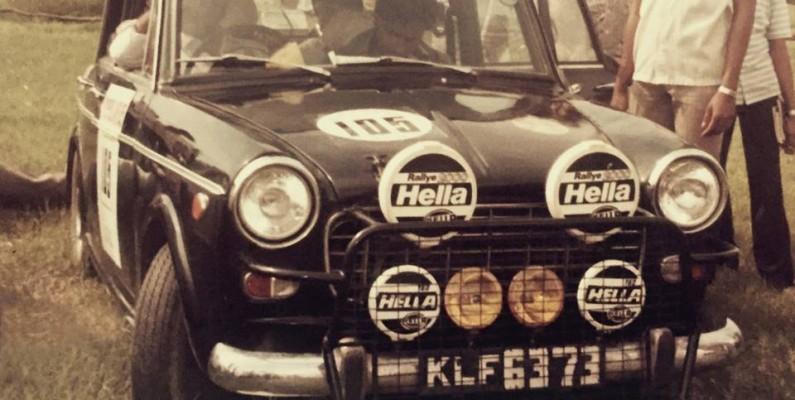 1985 Popular Rally