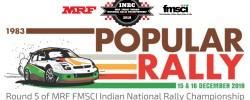 2018 Popular Rally